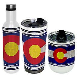 Indigo Falls State of Colorado Drinkware Collection