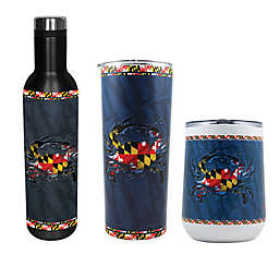 Indigo Falls State of Maryland Drinkware Collection