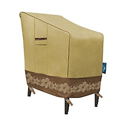 Tommy Bahama® Stackable Chair Cover in Brown
