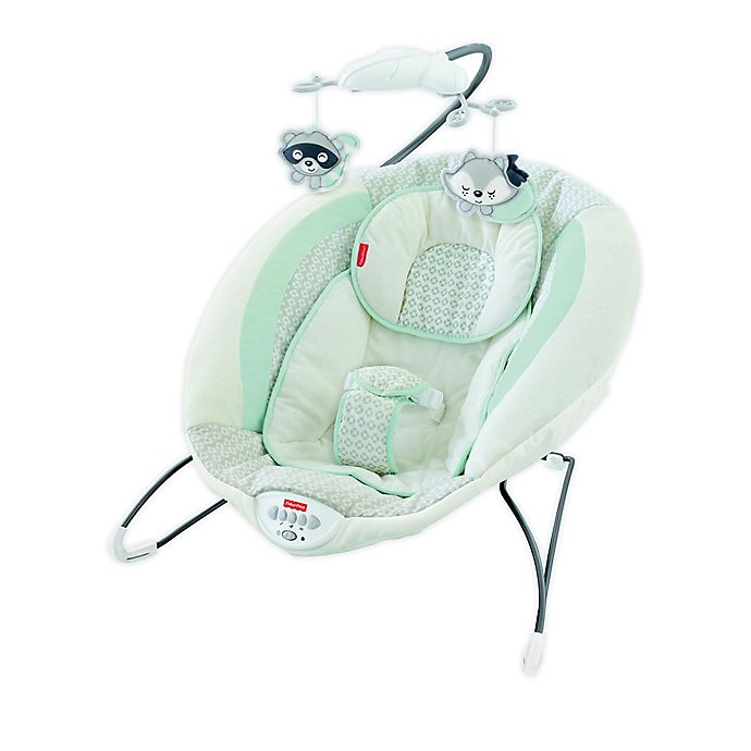 Alternate image 1 for Fisher-Price® Deluxe Bouncer in Moonlight Meadow
