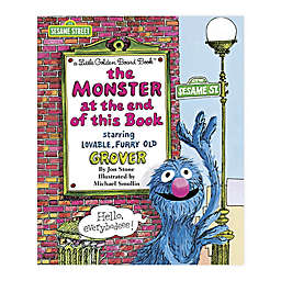 """Penguin Random House """"The Monster At The End Of This Book"""" by Jon Stone"""