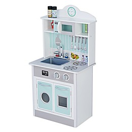 Little Chef Wooden Play Kitchen