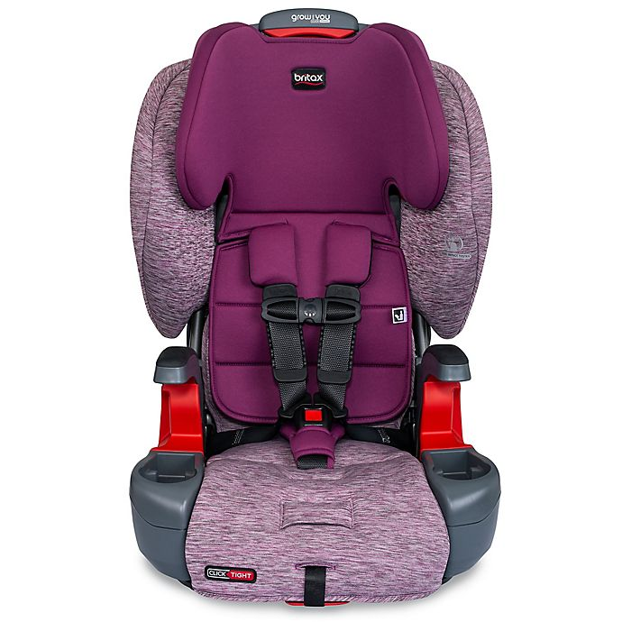 Alternate image 1 for Britax® Grow With You™ ClickTight® Harness-2-Booster Car Seat