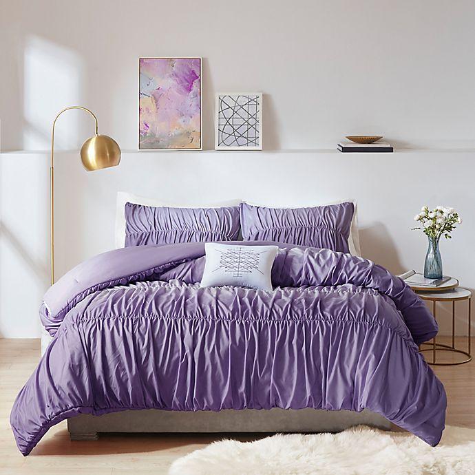 Alternate image 1 for Intelligent Design Ellen 4-Piece Comforter Set
