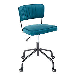 LumiSource® Tania Office Chair in Teal