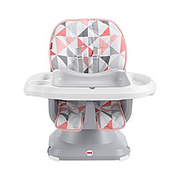 Fisher Price® SpaceSaver High Chair in Rosy Windmill