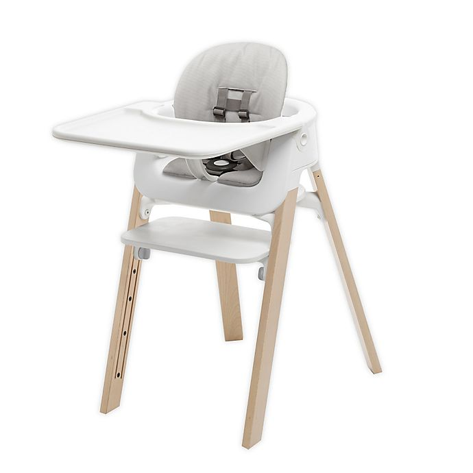 Alternate image 1 for Stokke® Steps™ High Chair with Tray