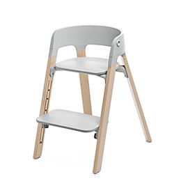 Stokke® Steps™ Toddler High Chair in Natural/Grey