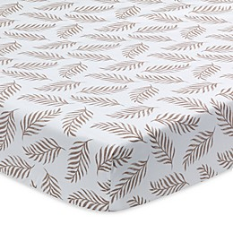 Lambs & Ivy Signature Separates L&i Crib Sheet Crib Sheet in Taupe