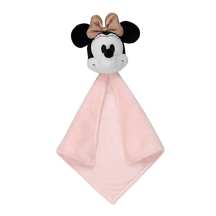 Alternate image 1 for Disney Minnie Security Blanket