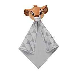 Disney® The Lion King Security Blanket in Grey