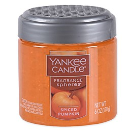 Yankee Candle® Spiced Pumpkin Fragrance Spheres™