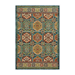 Cordoba Marrakesh Rug in Teal
