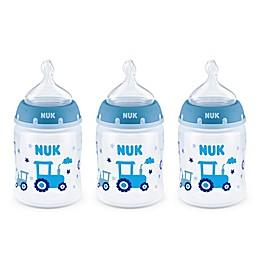 NUK® 3-Pack 10 oz. Smooth Flow Anti-Colic Bottle