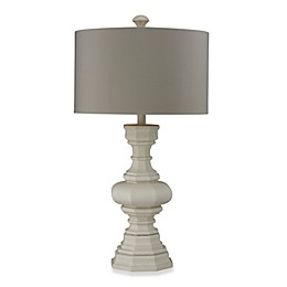 Parisian Plaster Table Lamp