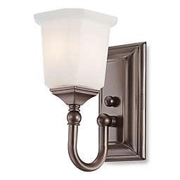 Quoizel® Nicholas 1-Light Wall-Mount Vanity Light
