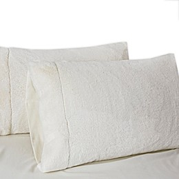 UGG® Polar Faux Fur Standard/Queen Pillowcase