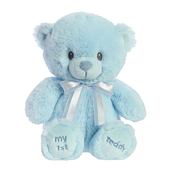 Alternate image 1 for Aurora World® My 1st Teddy Bear Plush Toy