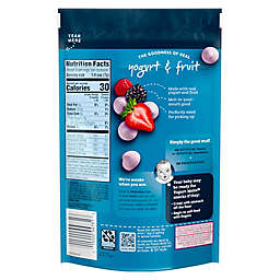 Gerber® Graduates Organic 1 oz. Mixed Berry Yogurt Melts®
