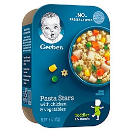 Gerber® Graduates® Lil' Meals 6 oz. Pasta Stars with Chicken and Vegetables