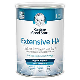 Gerber® Hypoallergenic Extensive HA™ Powder Infant Formula with Iron