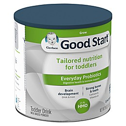Gerber® Good Start® Grow 24 oz. Stage 3 Powder Nutritious Toddler Drink