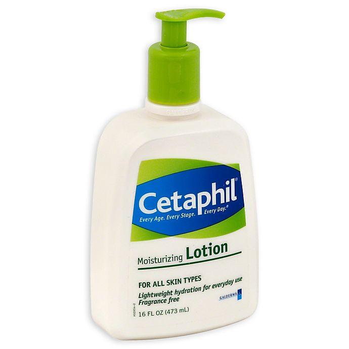 Alternate image 1 for Cetaphil® 16 oz. Moisturizing Lotion