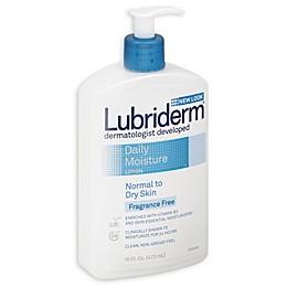 Lubriderm® 16 oz. Fragrance-Free Moisturizing Lotion