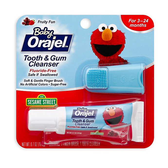 7fa0414f8e18 Baby Orajel® .5 oz. Tooth and Gum Cleanser | buybuy BABY