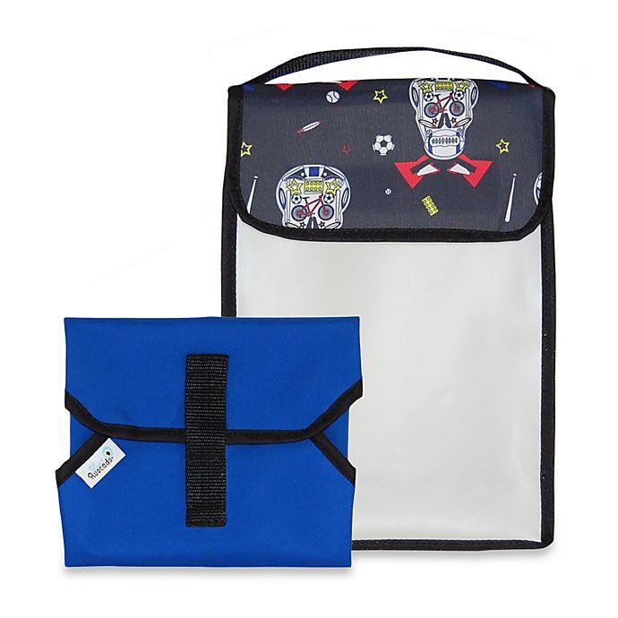 837b9e4f3aba BlueAvocado® Peekaboo Mat Kit in Boys Skulls | buybuy BABY