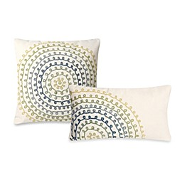 Liora Manne Ombre Threads Outdoor Throw Pillow