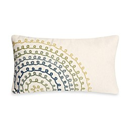 Liora Manne Ombre Threads Outdoor Throw Pillow