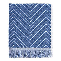Chevron Textured Hand Towel