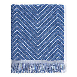 Chevron Textured Hand Towel