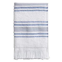 Stripe Fingertip Towel