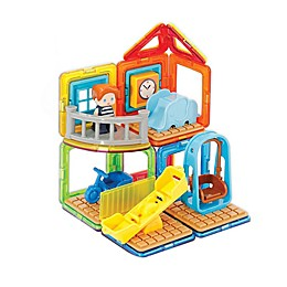 Magformers® Max's Playground 33-Piece Building Set