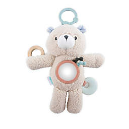 Ingenuity™ Nate Activity Lovey Plush Bear in Tan