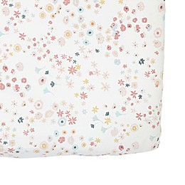 pehr Meadow Fitted Crib Sheet