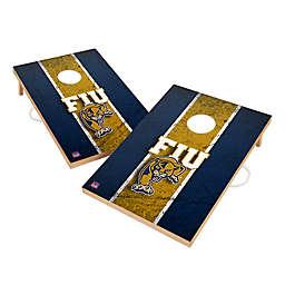 Florida International University Gameday Solid Wood Cornhole Set