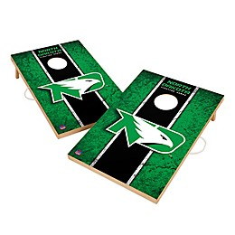 University of North Dakota Gameday Solid Wood Cornhole Set