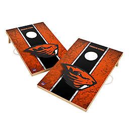Oregon State University Gameday Solid Wood Cornhole Set