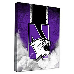 Northwestern University Vintage Canvas Wall Art
