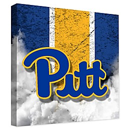 University of Pittsburgh Vintage Canvas Wall Art