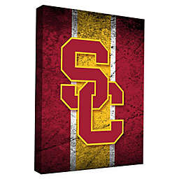 University of Southern California Vintage Canvas Wall Art