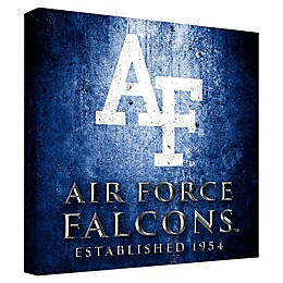 United States Air Force Academy Framed Canvas Museum Design Wall Art