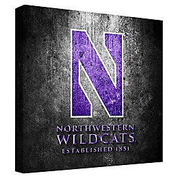 Northwestern University Framed Canvas Museum Design Wall Art