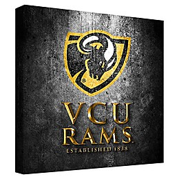 Virginia Commonwealth University Framed Canvas Museum Design Wall Art