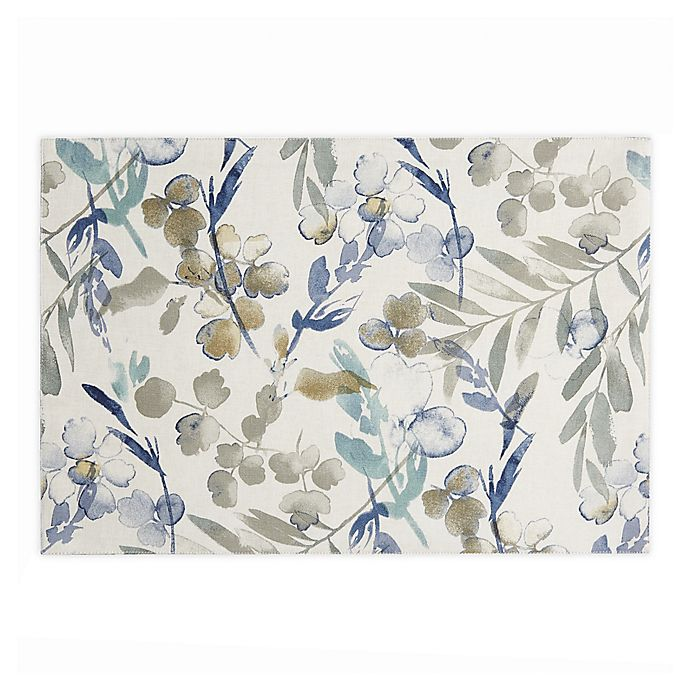 Alternate image 1 for Artisanal Kitchen Supply® Organic Leaves Placemat