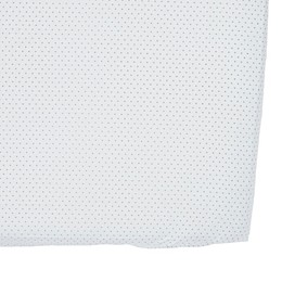 Pehr Pin Dot Fitted Crib Sheet
