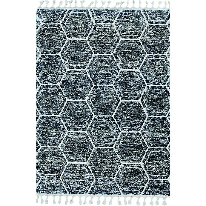 Alternate image 1 for KAS Bungalow Dimensions Rug